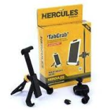 "Hercules DG305B iPad Holder Fits Tablets 7""-12.1"""