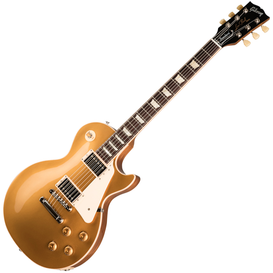 Gibson Les Paul Standard '50s - Gold Top - Gold Top