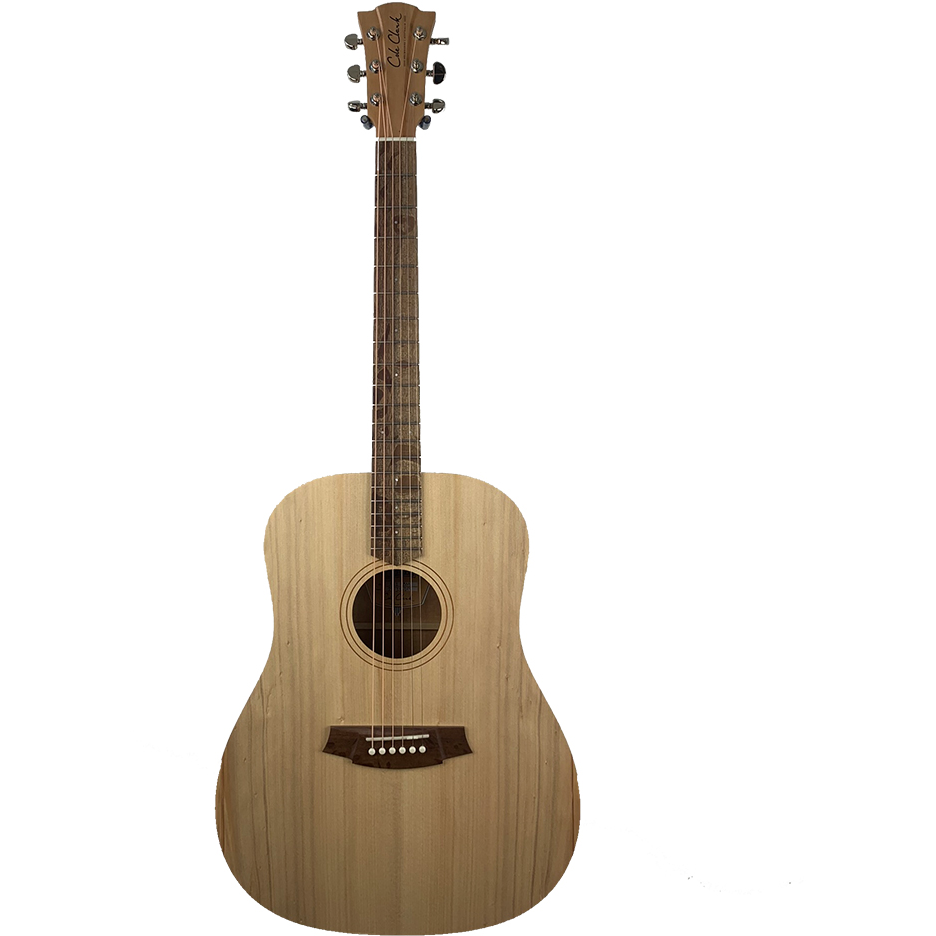 Cole Clark Fl Dreadnought - Bunya Face / Queensland Maple Back / Side - No Pickup
