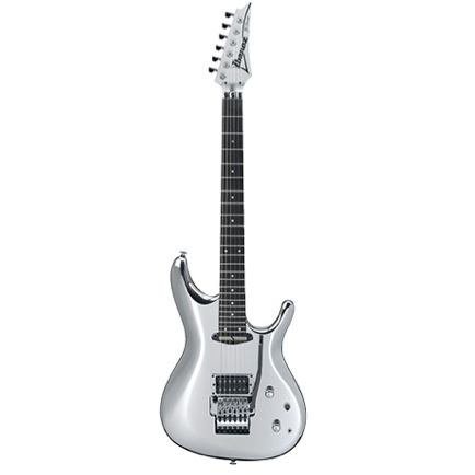 Ibanez JS1CR30 Joe Satriani Signature Model in Hard Case - Silver