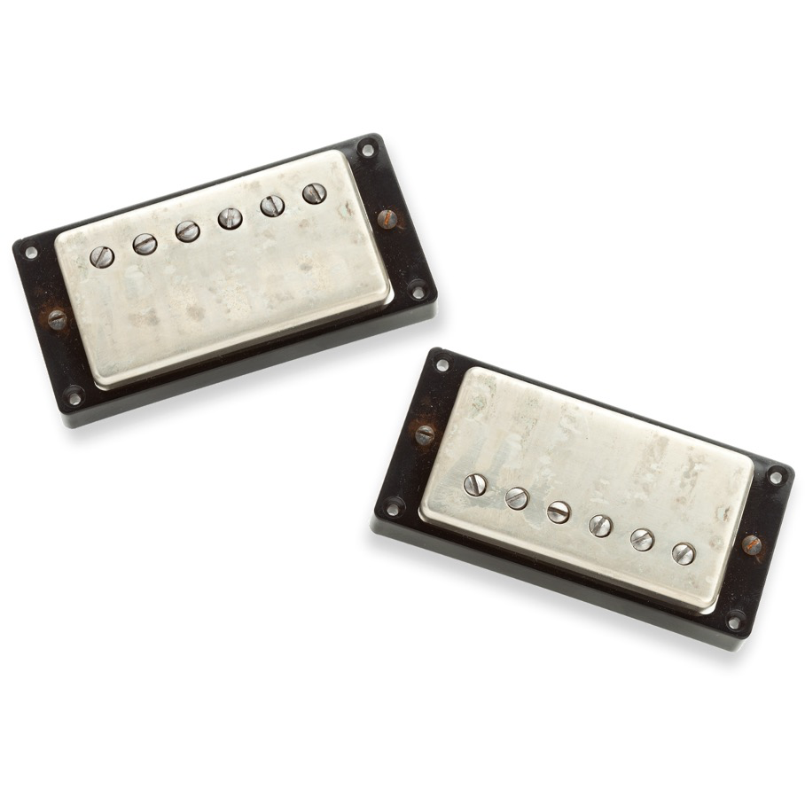 SEYMOUR DUNCAN SET ANTIQUITY HUMBUCKER NICKEL