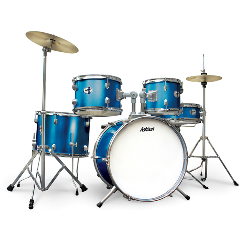 Ashton JOEYDRUM Midnight Blue Drumkit