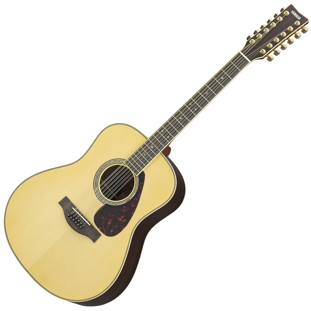 Yamaha LL16 12 String Natural Acoustic Guitar