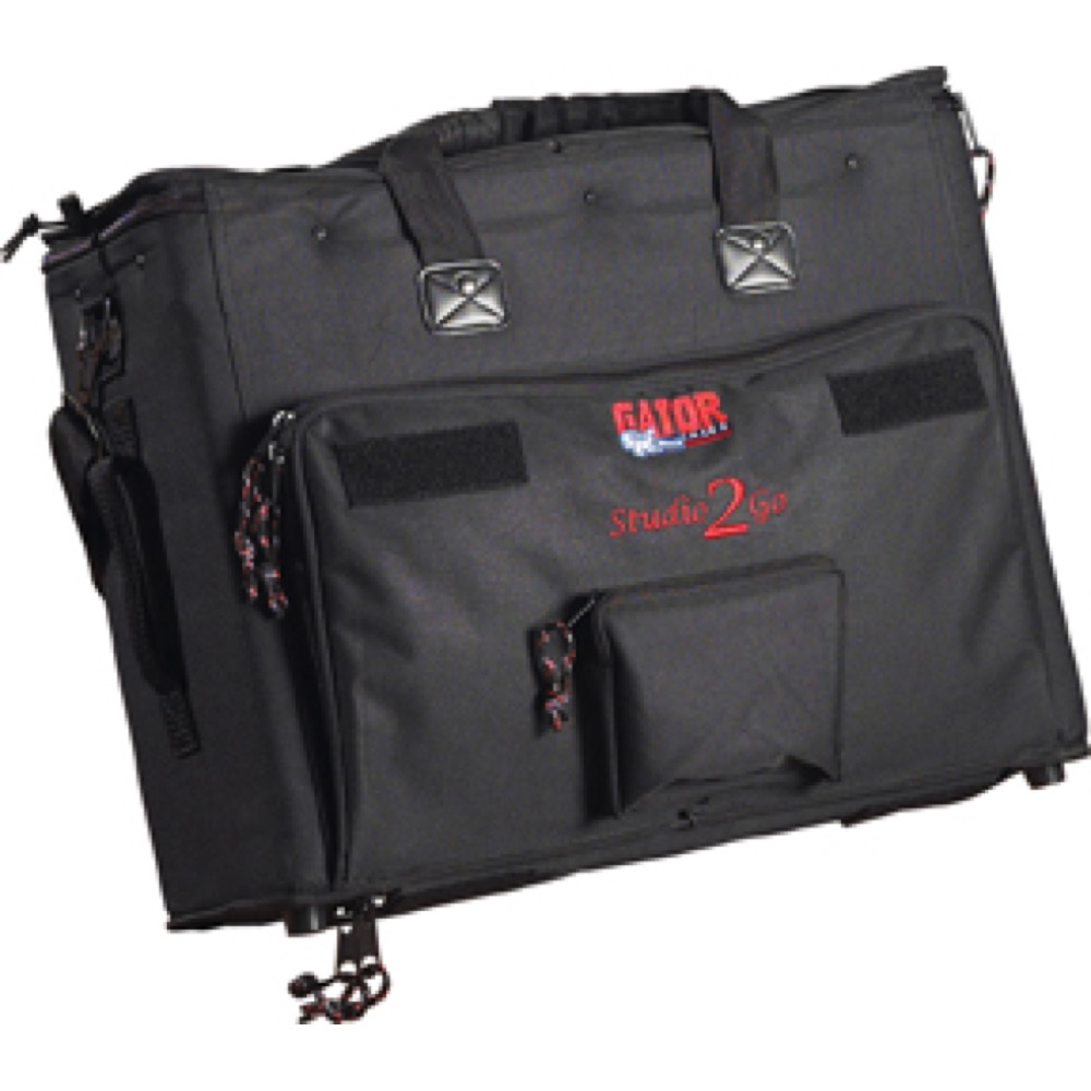 GATOR GSR-2U PADDED LAPTOP OVER 2U RACK BAG