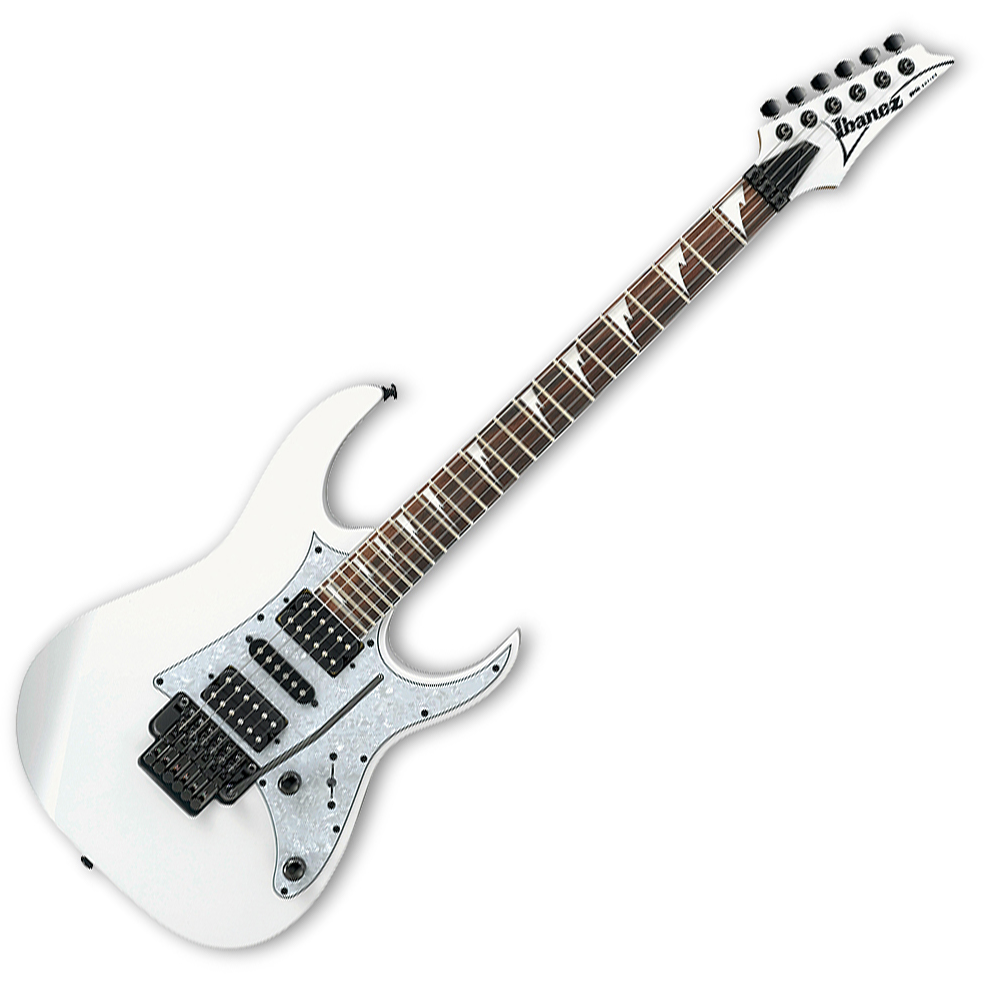 Ibanez RG350DXZ WH Electric Guitar - White