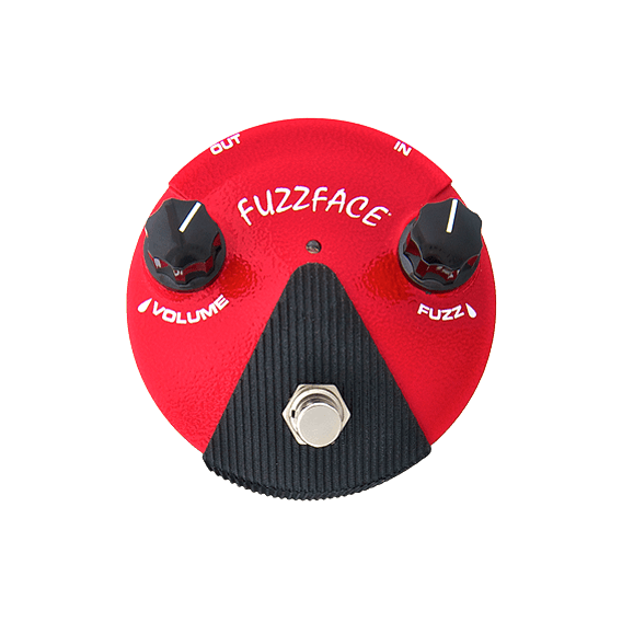 Dunlop JFFM2 Germanium Mini Fuzz Face Guitar Effect Pedal