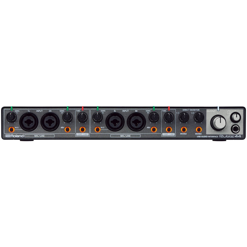 Roland Rubix44 USB Audio Interface