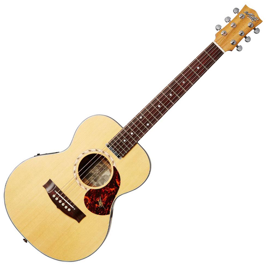 Maton EMS6 Mini Acoustic/Electric Guitar