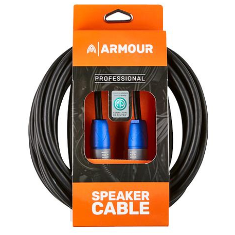 Armour N2SP20 Speaker Cable 20 Foot withNL2FX Neutrik Connector