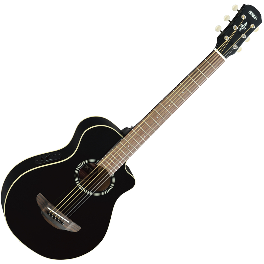 Yamaha APXT2 3/4 Acoustic Guitar w/Pickup (Black)