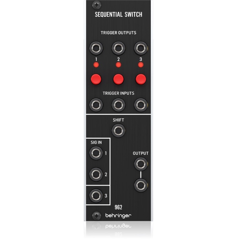 Behringer 962 Sequential Switch Module