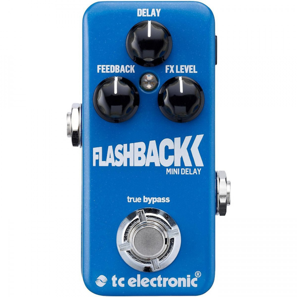 TC Electronic Flashback Mini Delay Pedal