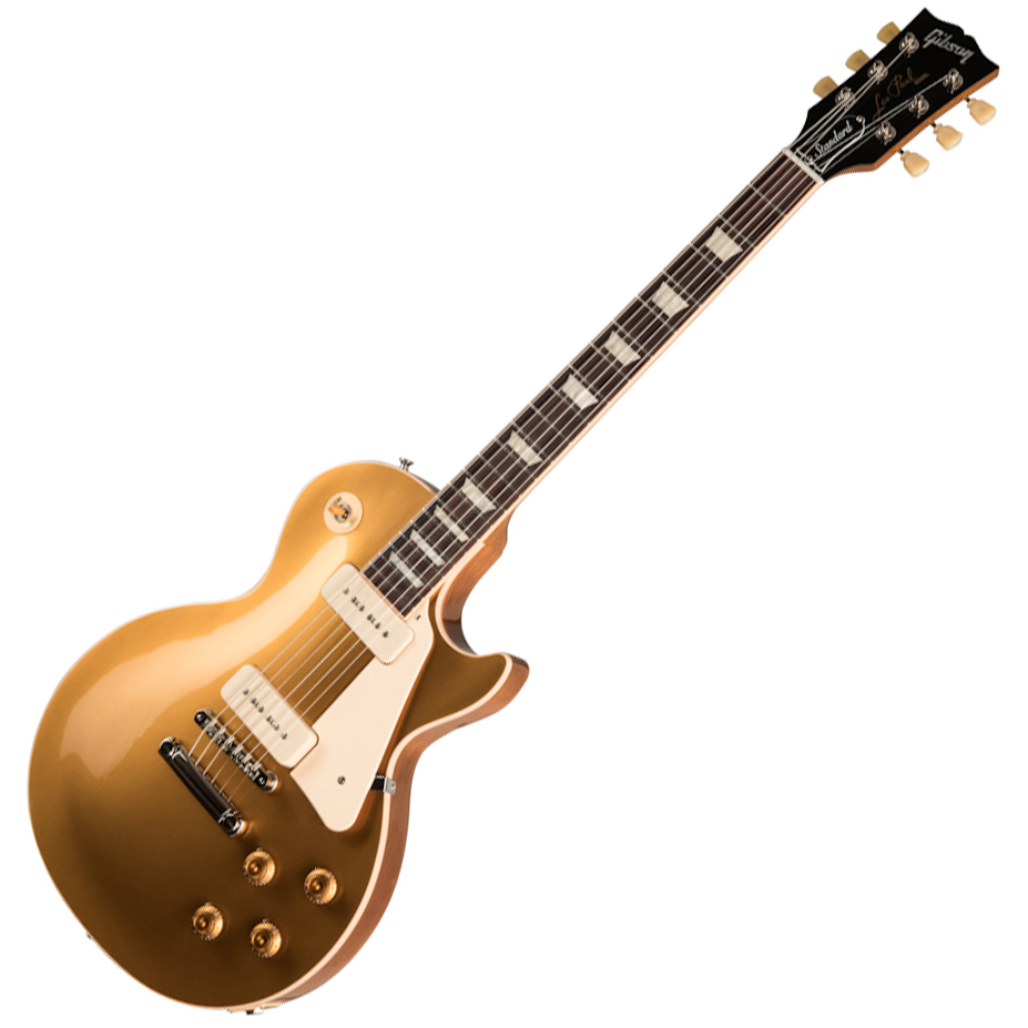 Gibson Les Paul Standard '50s P90 - Gold Top - Gold Top