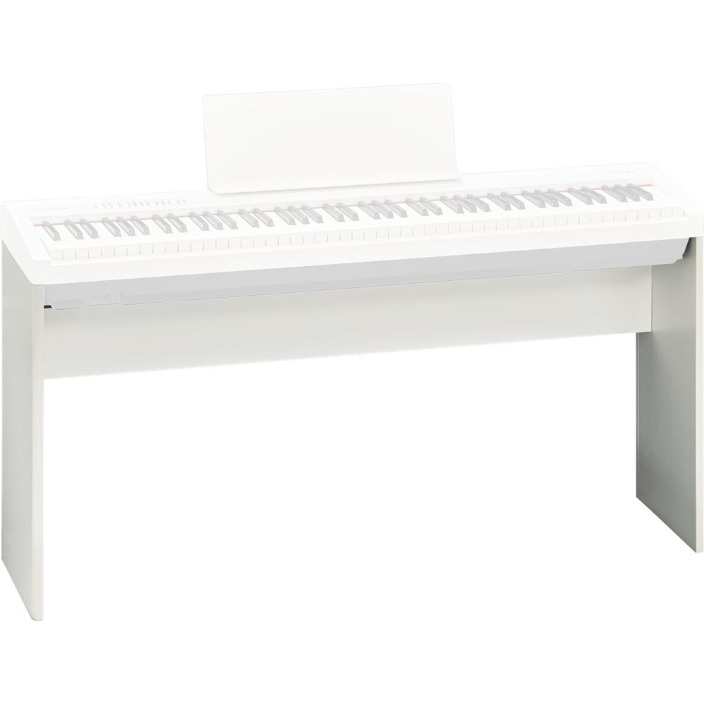 Roland KSC70WH White Stand for FP-30-WH Piano