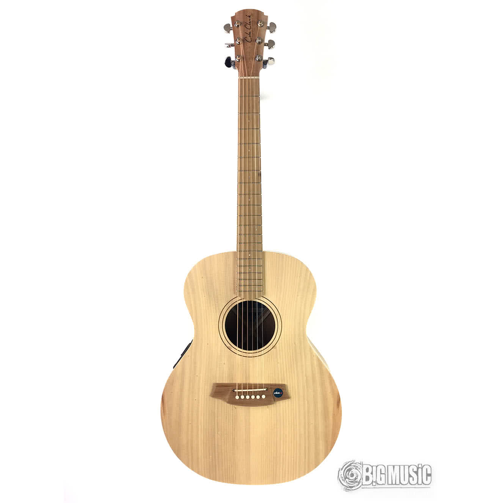 Cole Clark An Grand Auditorium - Bunya Face / Queensland Maple Back / Side - No Cutaway