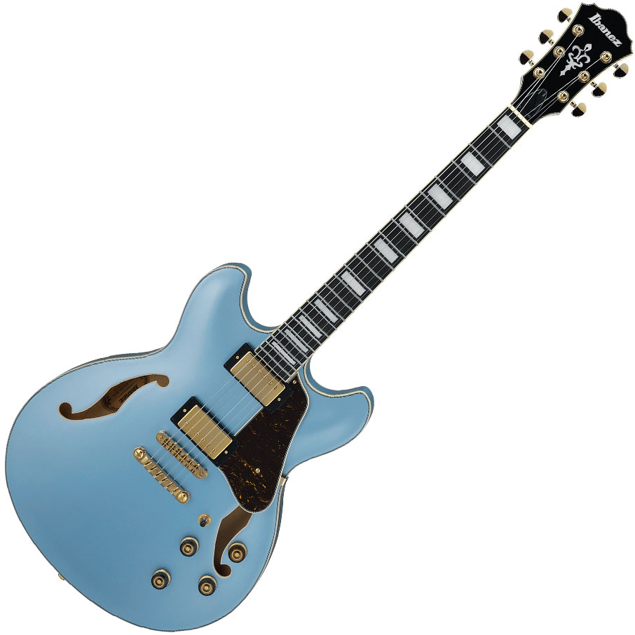 Ibanez AS83 STE Electric Guitar - Steel Blue