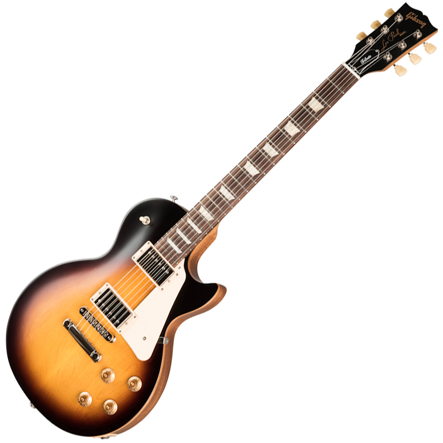 Gibson Les Paul Tribute - Satin Tobacco Burst - LPTR00WONH1