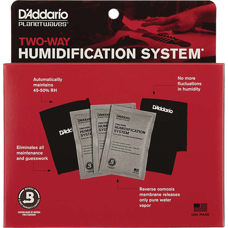 Planet Waves PW-HPK-01 HumidiPack Automatic Humidity Control System