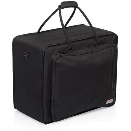 GATOR GLRODECASTER4 Case for Rodecaster & Four Mics