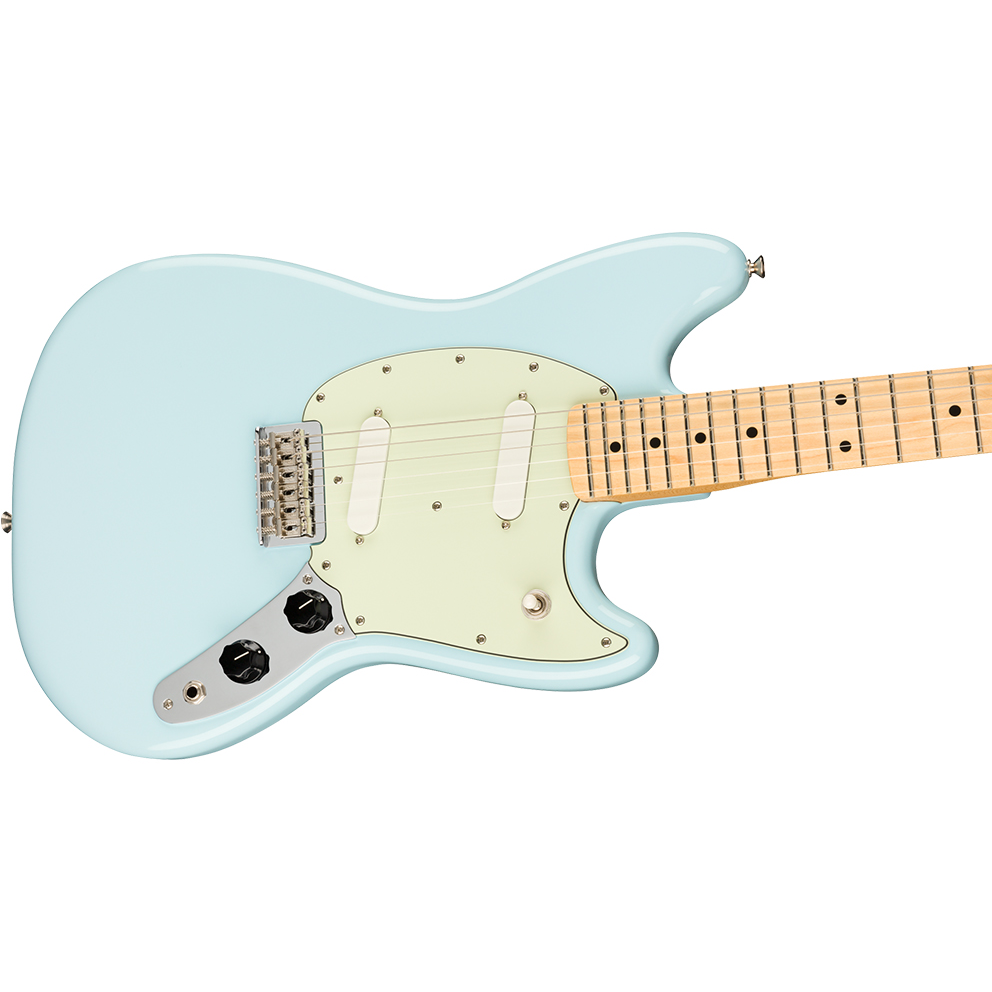 Fender Player Mustang - Maple Fingerboard - Sonic Blue