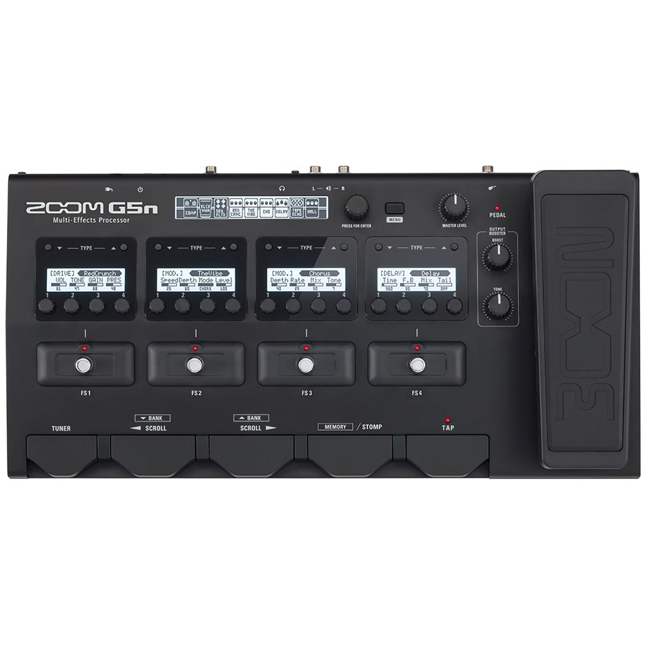 Zoom G5N Guitar Multi Effects Processor