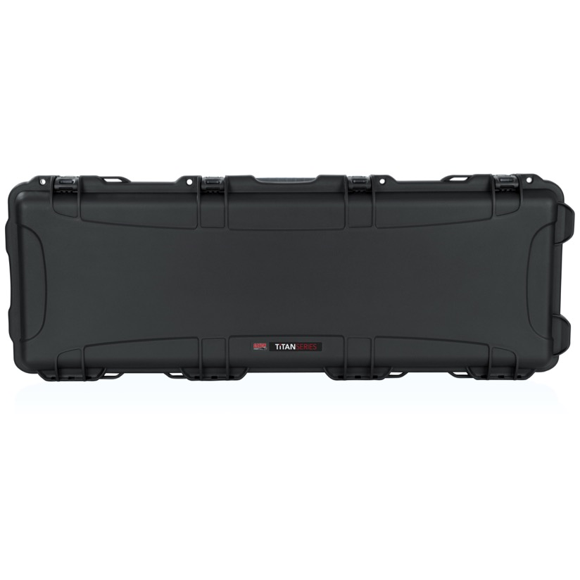 GATOR GWP-ELECTRIC TITAN CASE FOR ELECTRIC GTR BK
