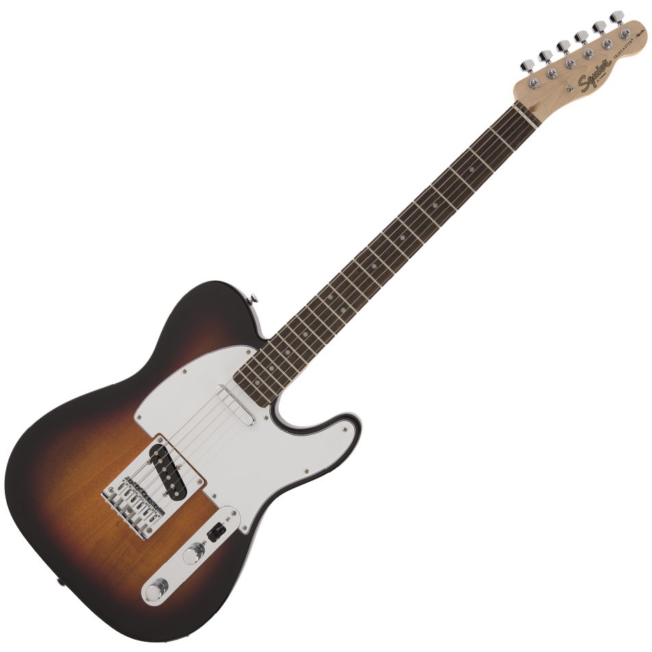 Squier FSR Affinity Series Telecaster - Maple / 3-Color Sunburst