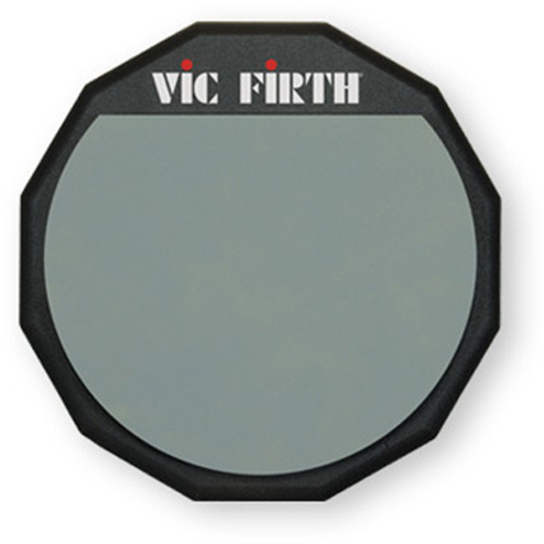 Vic Firth Practice Pad - Single sided, 6 inch