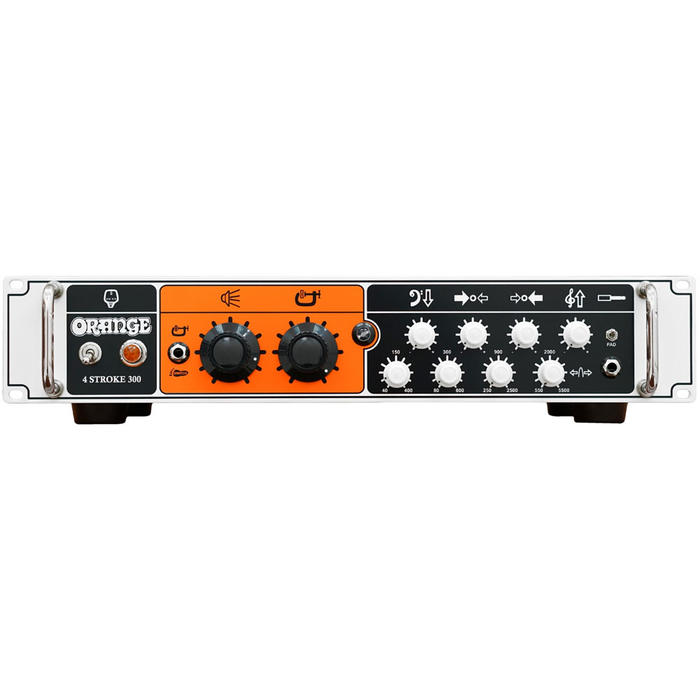 Orange 4 Stroke Bass 300W Head