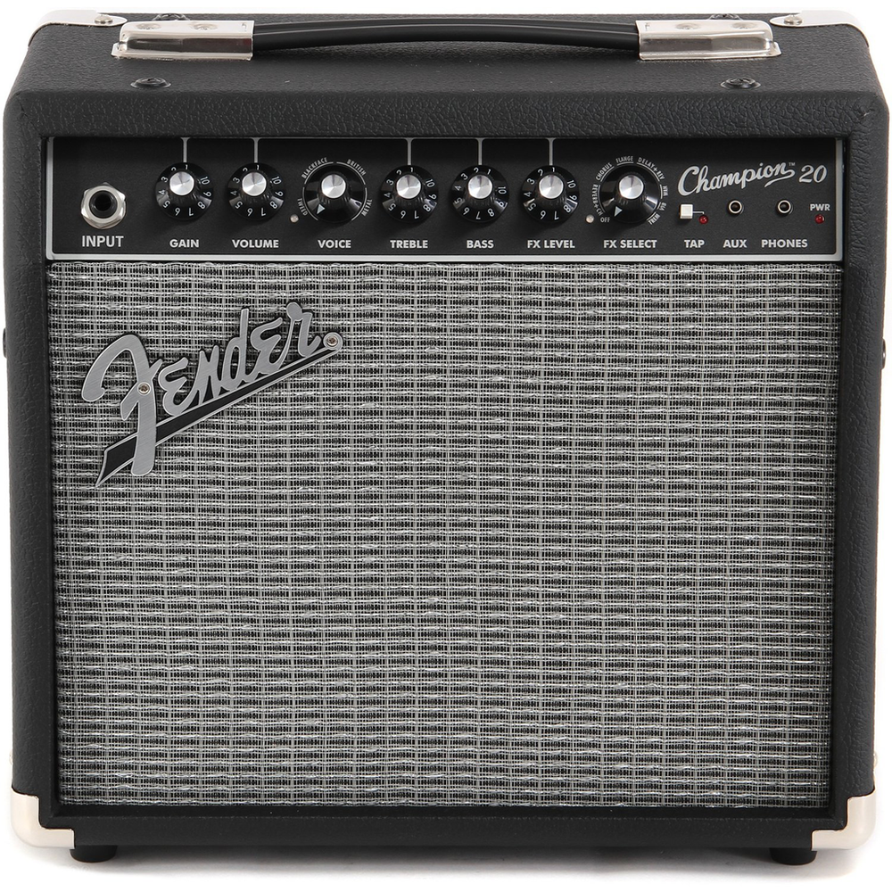 Fender Champion 20 Guitar Amplifier Combo