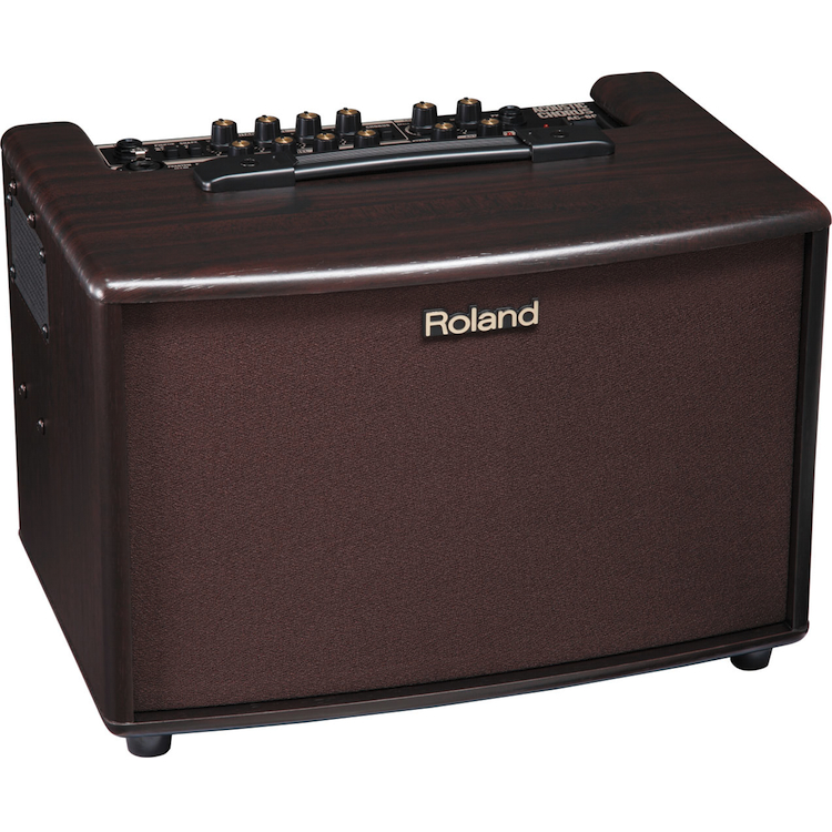 Roland AC-60RW Acoustic Chorus Guitar Amplifier - Rosewood