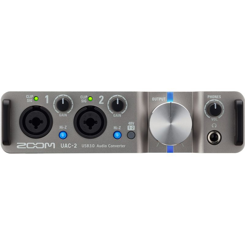 ZOOM UAC-2 SuperSpeed USB 3.0 Audio Converter Interface