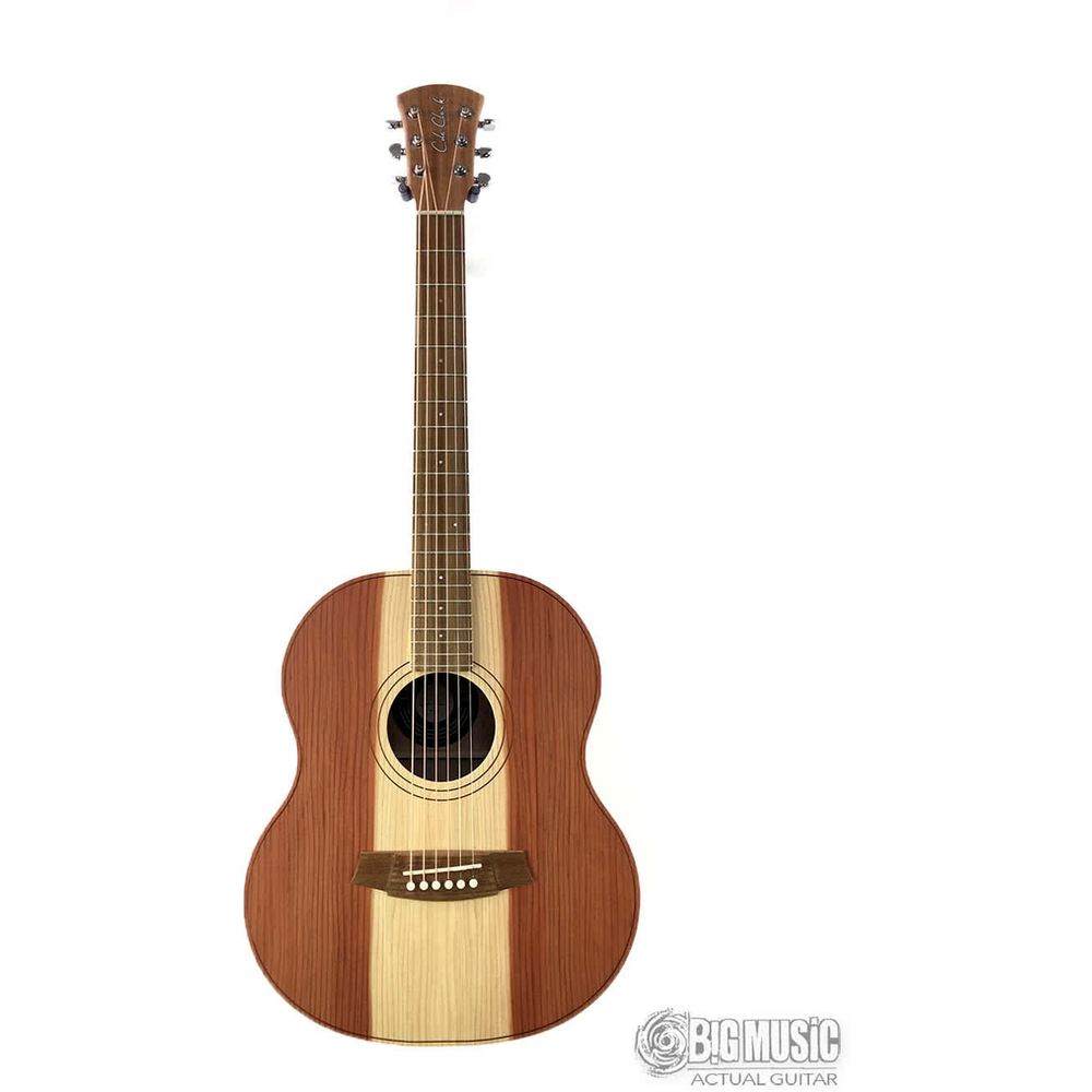Cole Clark Little Lady 1 Acoustic Guitar - Californian Redwood Face Queensland Maple Back & Sides