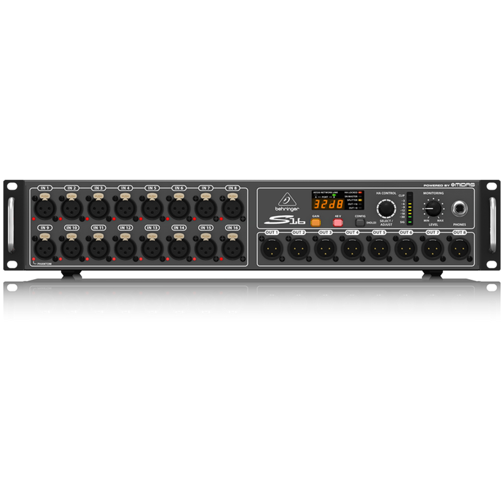 Behringer S16 Digital Snake Interface
