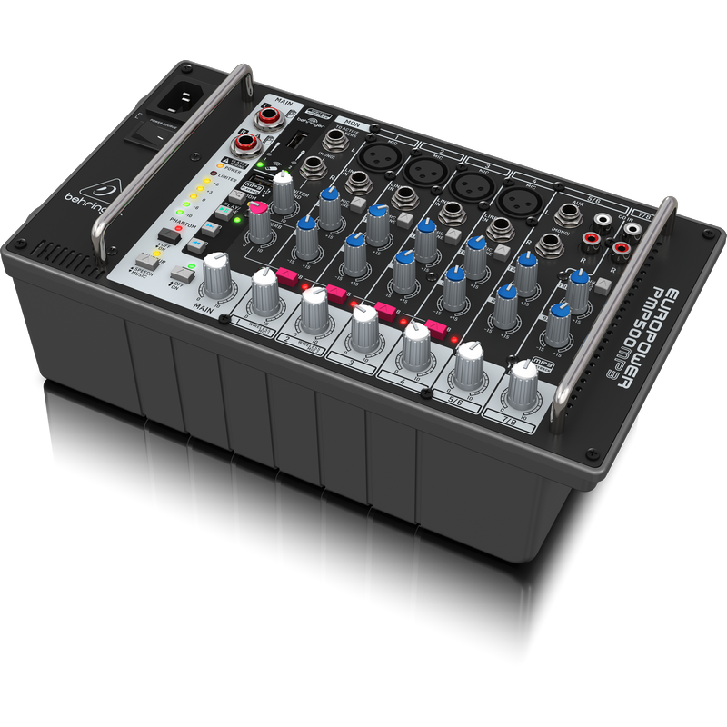 Behringer Europower PMP500MP3 Powered Mixer
