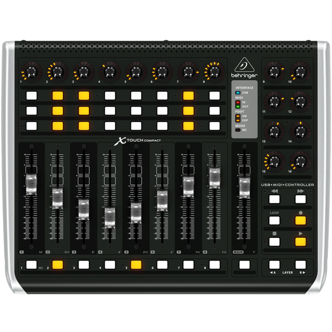 Behringer X-Touch Compact USB Controller