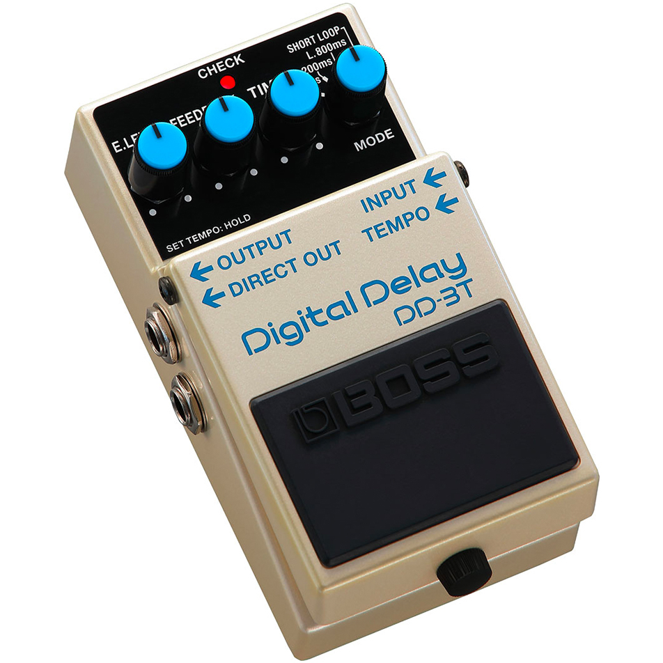 Boss DD3T Digital Delay Stomp Box