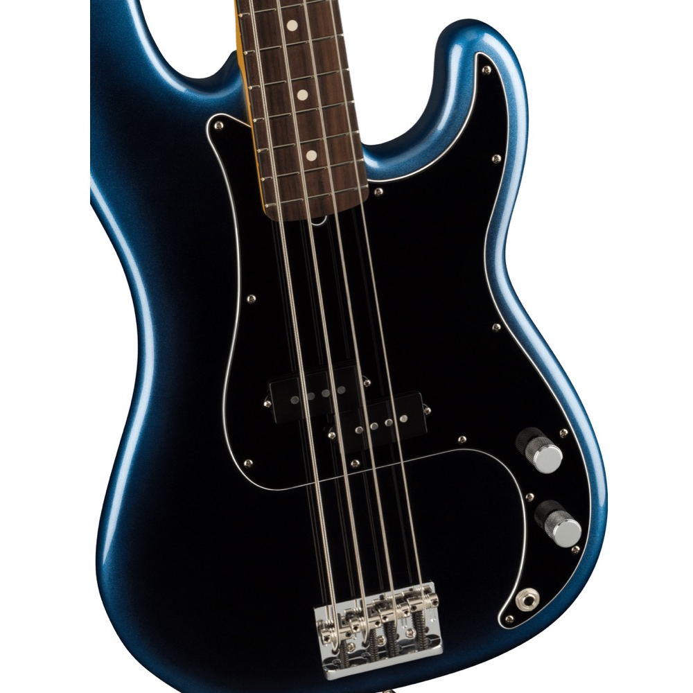 Fender American Professional II Precision Bass - Rosewood/Dark Night