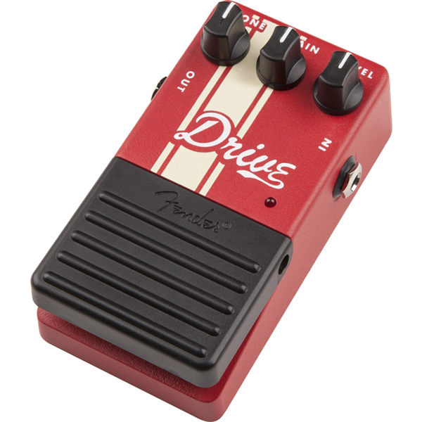 Fender Competition Drive Guitar Effects Pedal