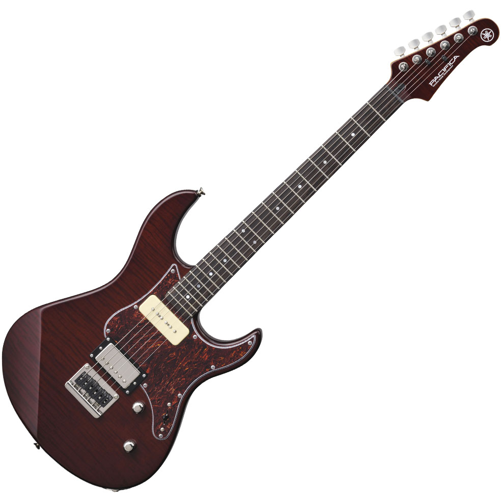 Yamaha Pacifica 611HFM Root Beer Electric Guitar