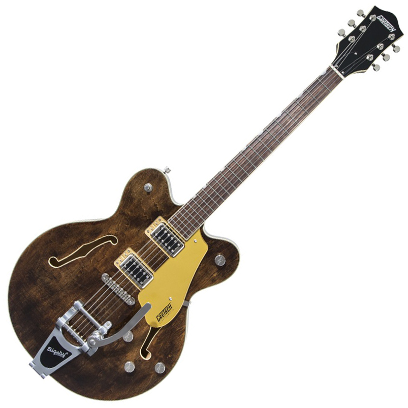 Gretsch G5622T Electromatic Center Block Double-Cut with Bigsby - Laurel Neck/Imperial Stain
