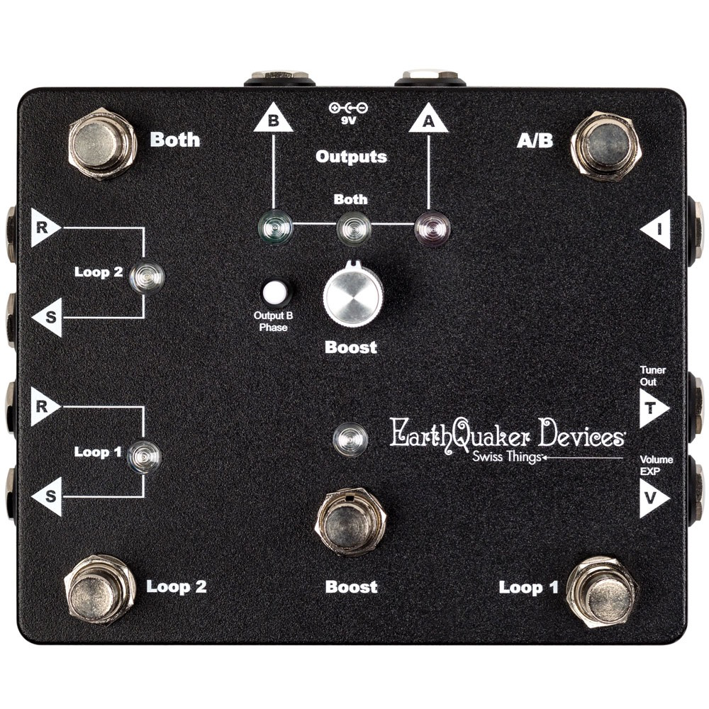 Earthquaker Devices Swiss Things Pbd Reconciler