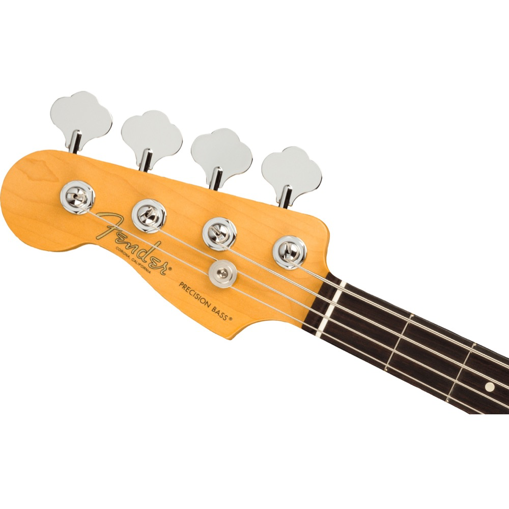 Fender American Professional II Precision Bass Left-Hand - Rosewood/3-Color Sunburst