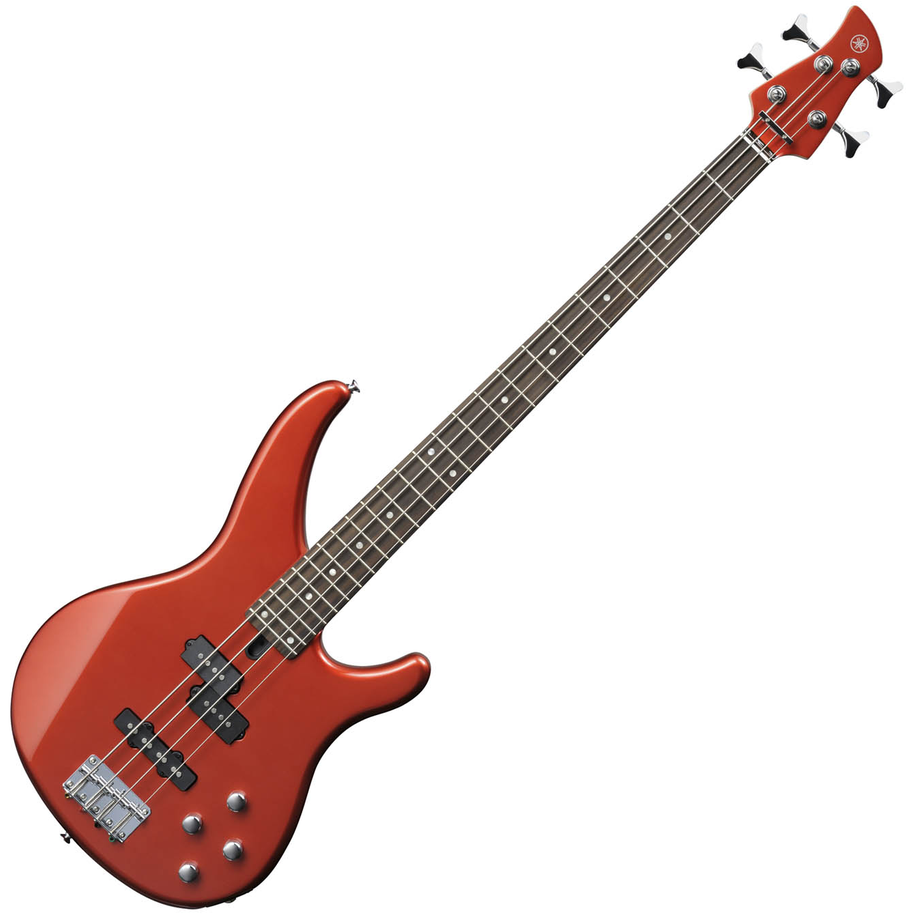 Yamaha TRBX204 Bass - Bright Red Metallic