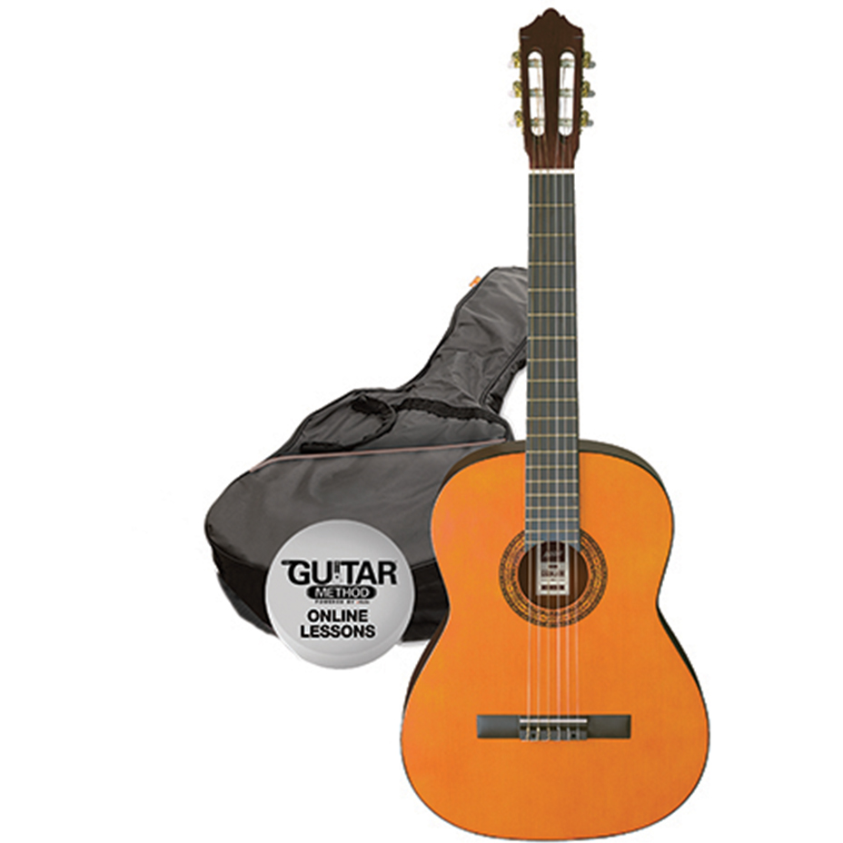 Ashton SPCG34 AM Classical Guitar Starter Pack