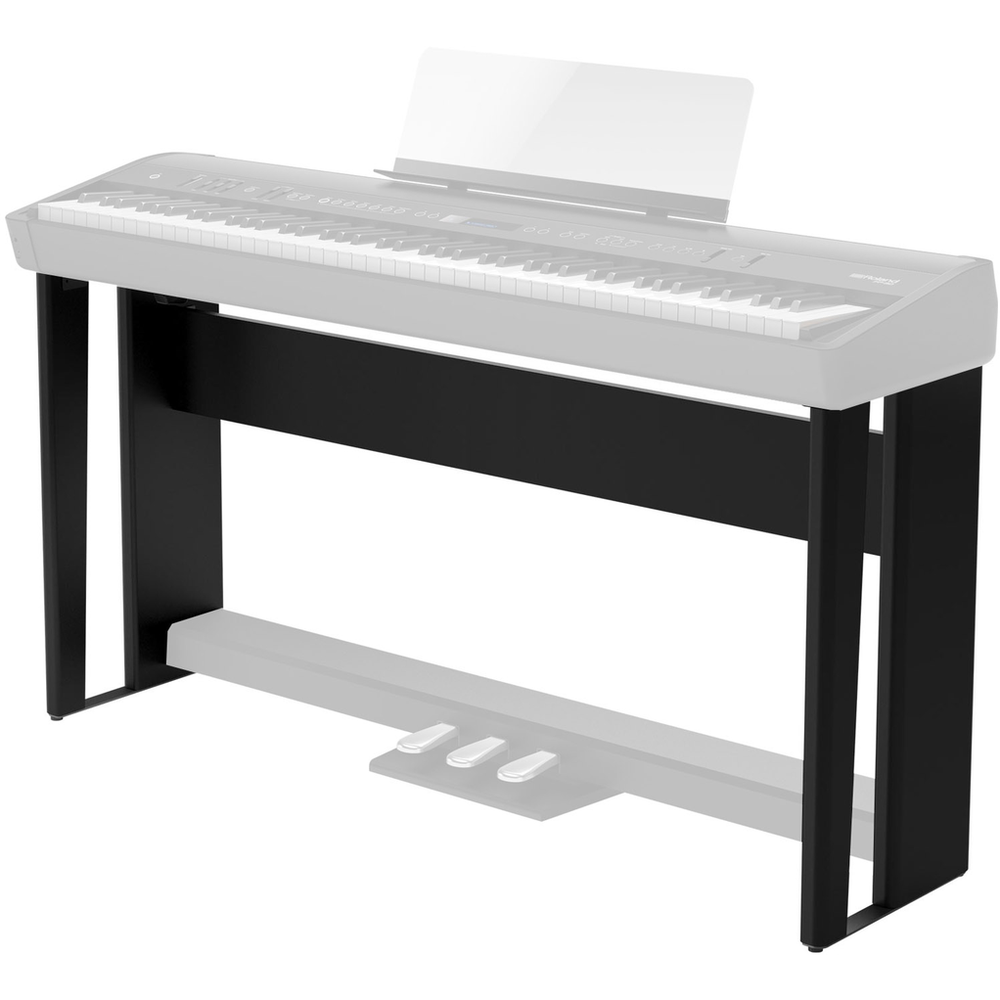 Roland KSC90BK Stand for Roland FP90BK Digital Piano - Black