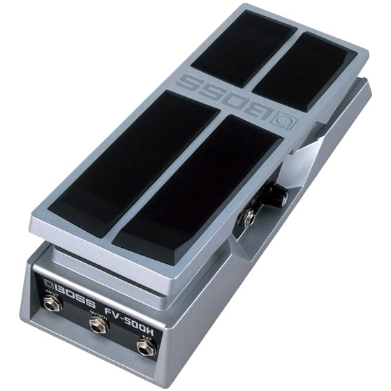 Boss FV500H Industrial-Strength Power Pedals