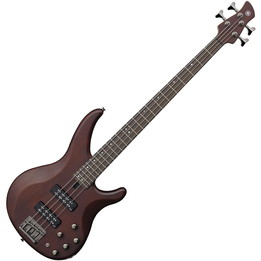 Yamaha TRBX504 Translucent Brown Bass Guitar
