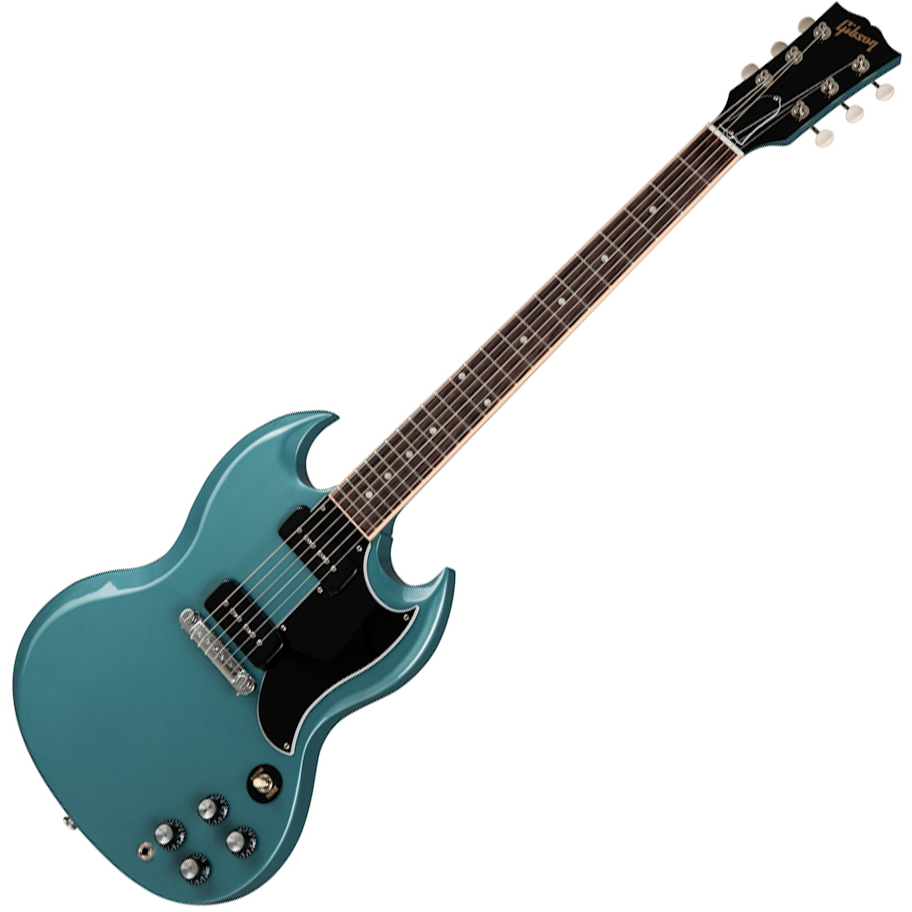 Gibson SG Special - Faded Pelham Blue - Faded Pelham Blue