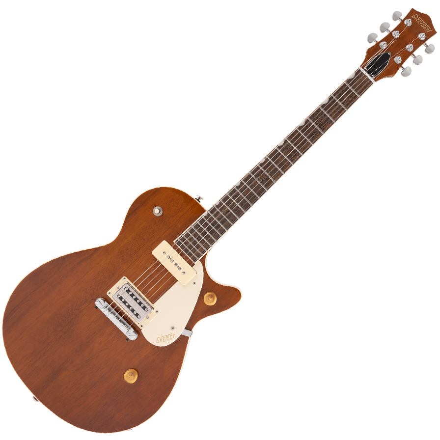 Gretsch G2215-P90 Streamliner Junior Jet Club - Laurel Fingerboard - Single Barrel Stain